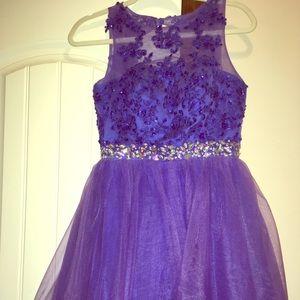 Dresses & Skirts - Formal blue dress